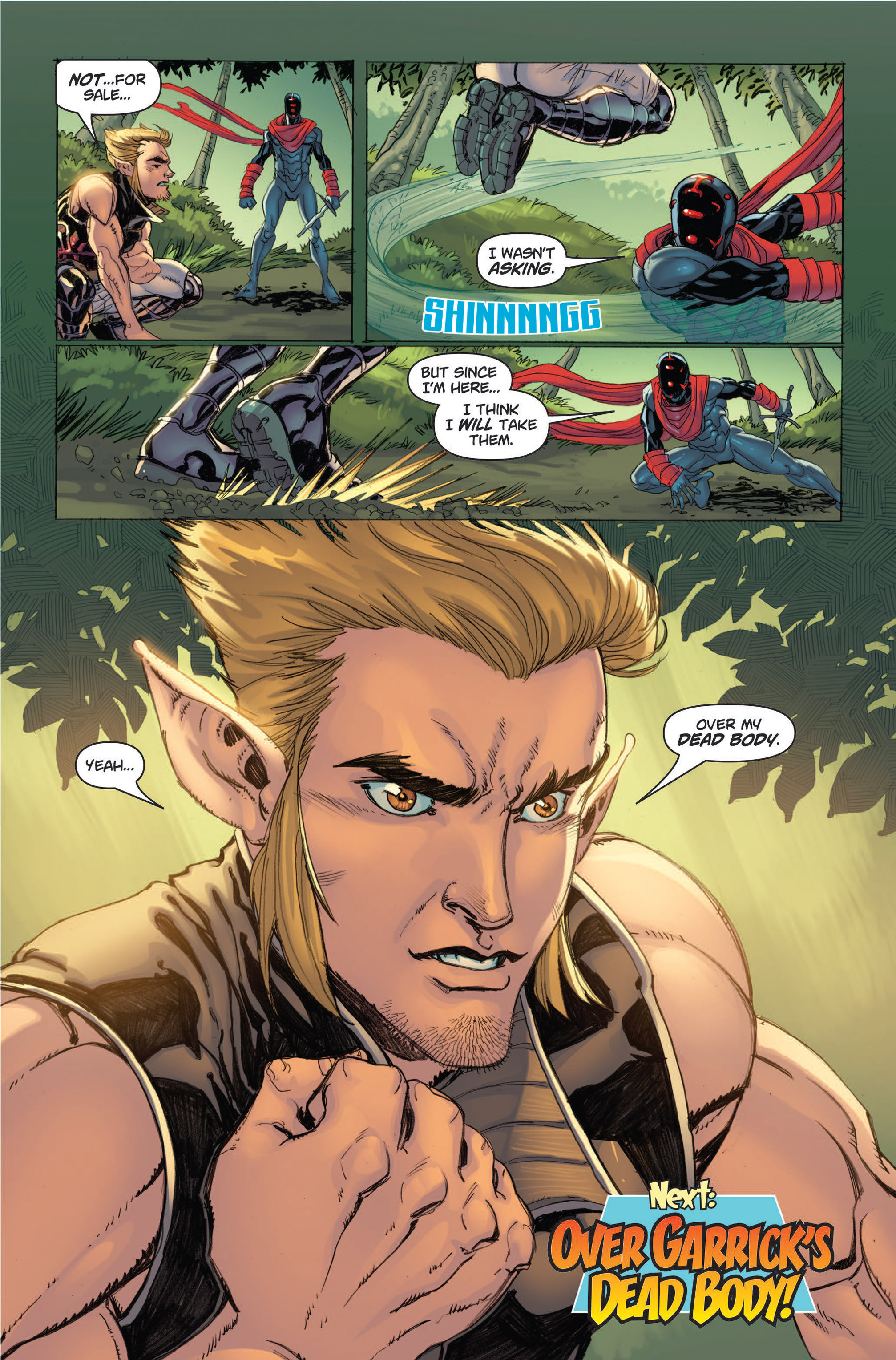 Read online Skyward comic -  Issue #4 - 24