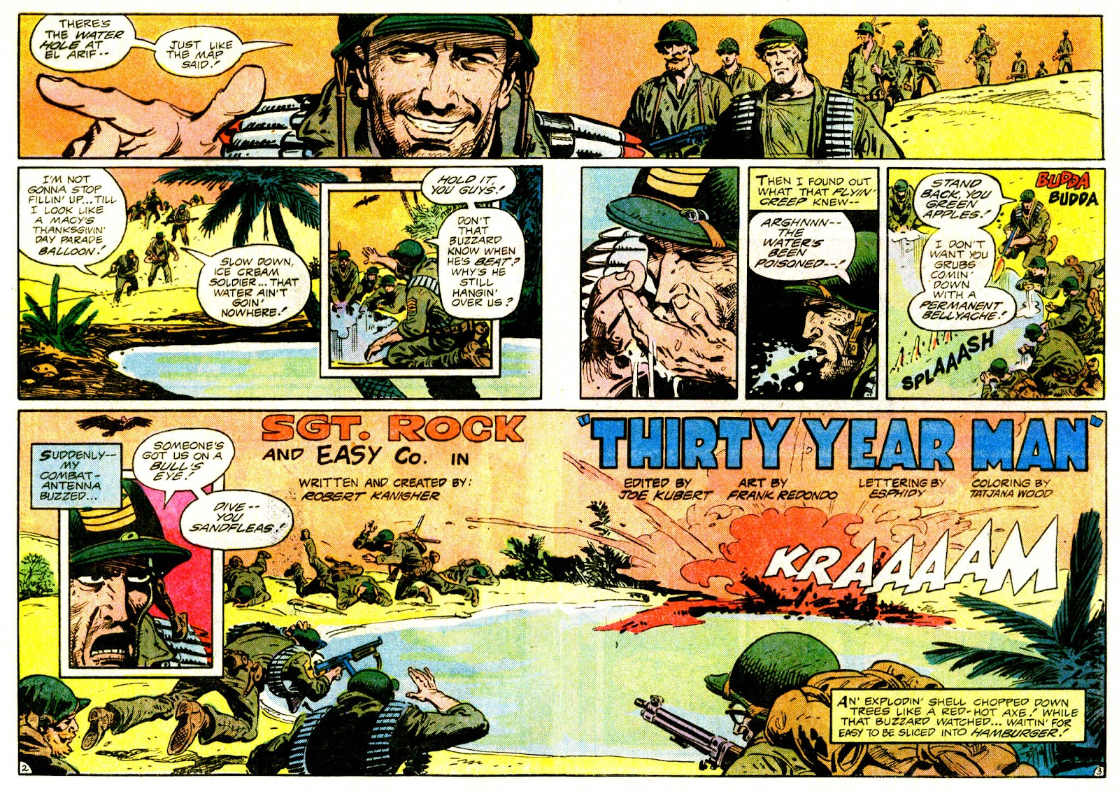 Sgt. Rock issue 366 - Page 4