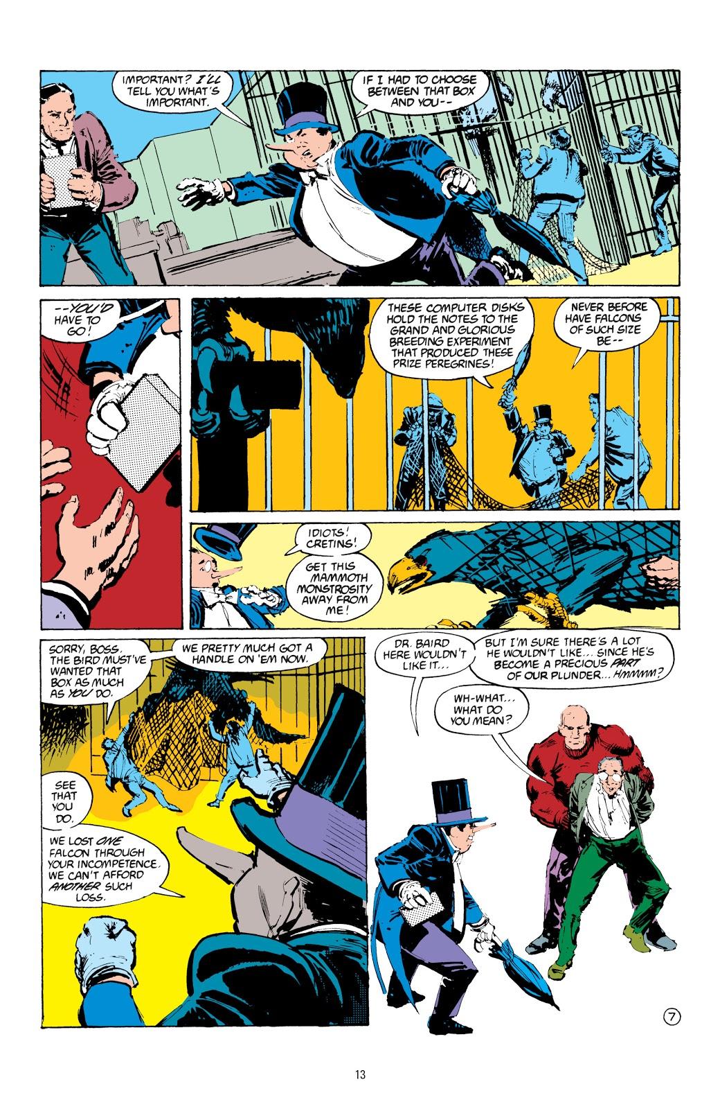 Read online Detective Comics (1937) comic -  Issue # _TPB Batman - The Dark Knight Detective 1 (Part 1) - 13