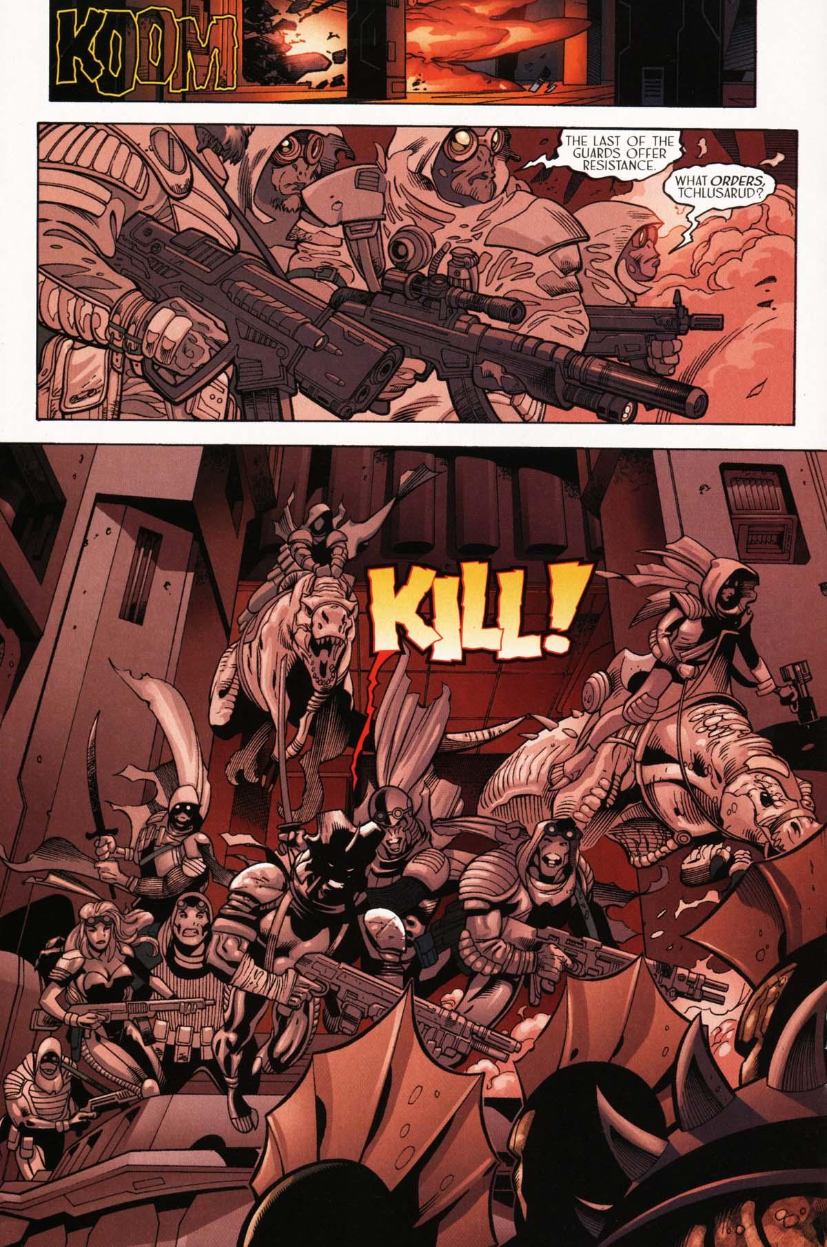 Read online Sigil (2000) comic -  Issue #25 - 24