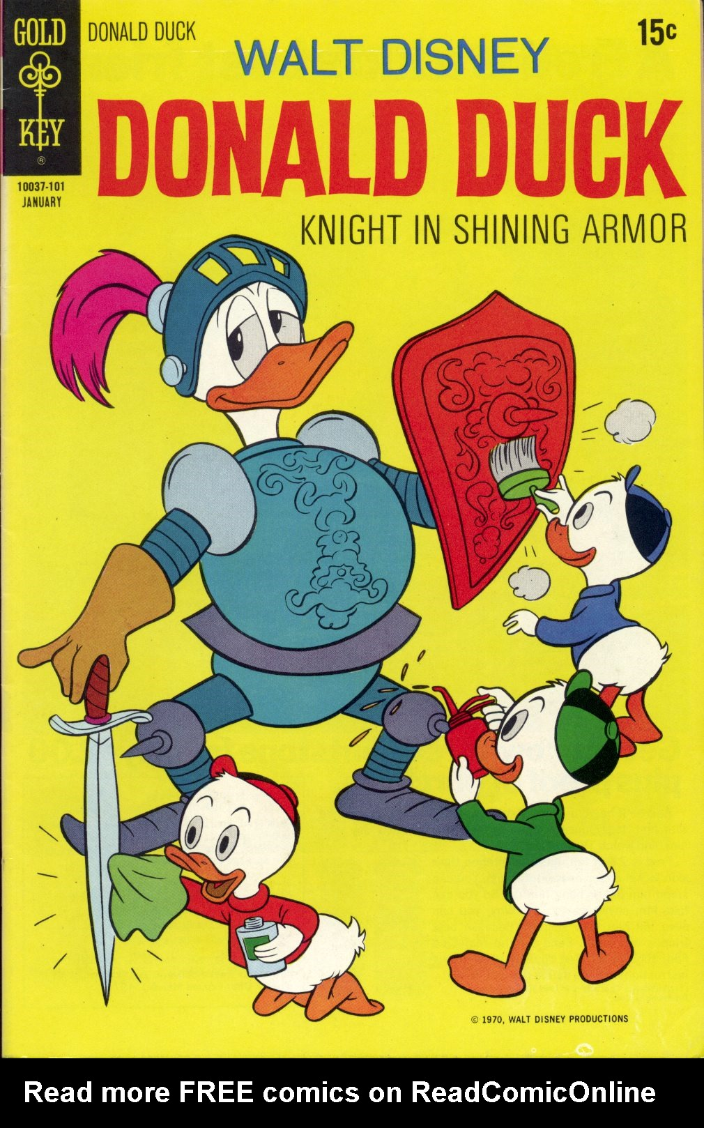 Donald Duck (1962) 135 Page 1