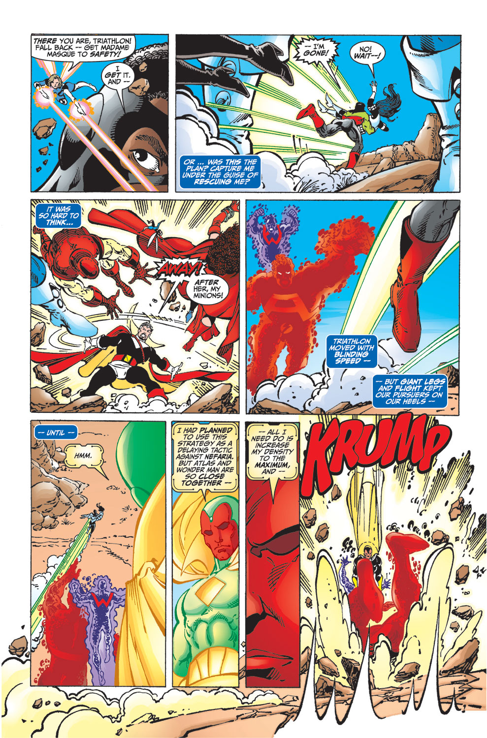 Read online Avengers (1998) comic -  Issue #33 - 13