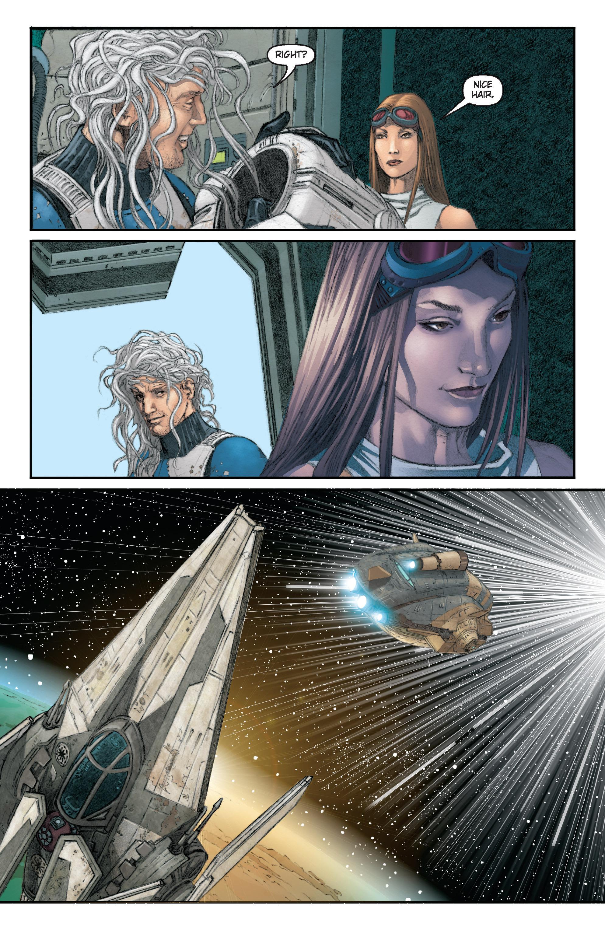 Read online Star Wars Omnibus comic -  Issue # Vol. 31 - 94