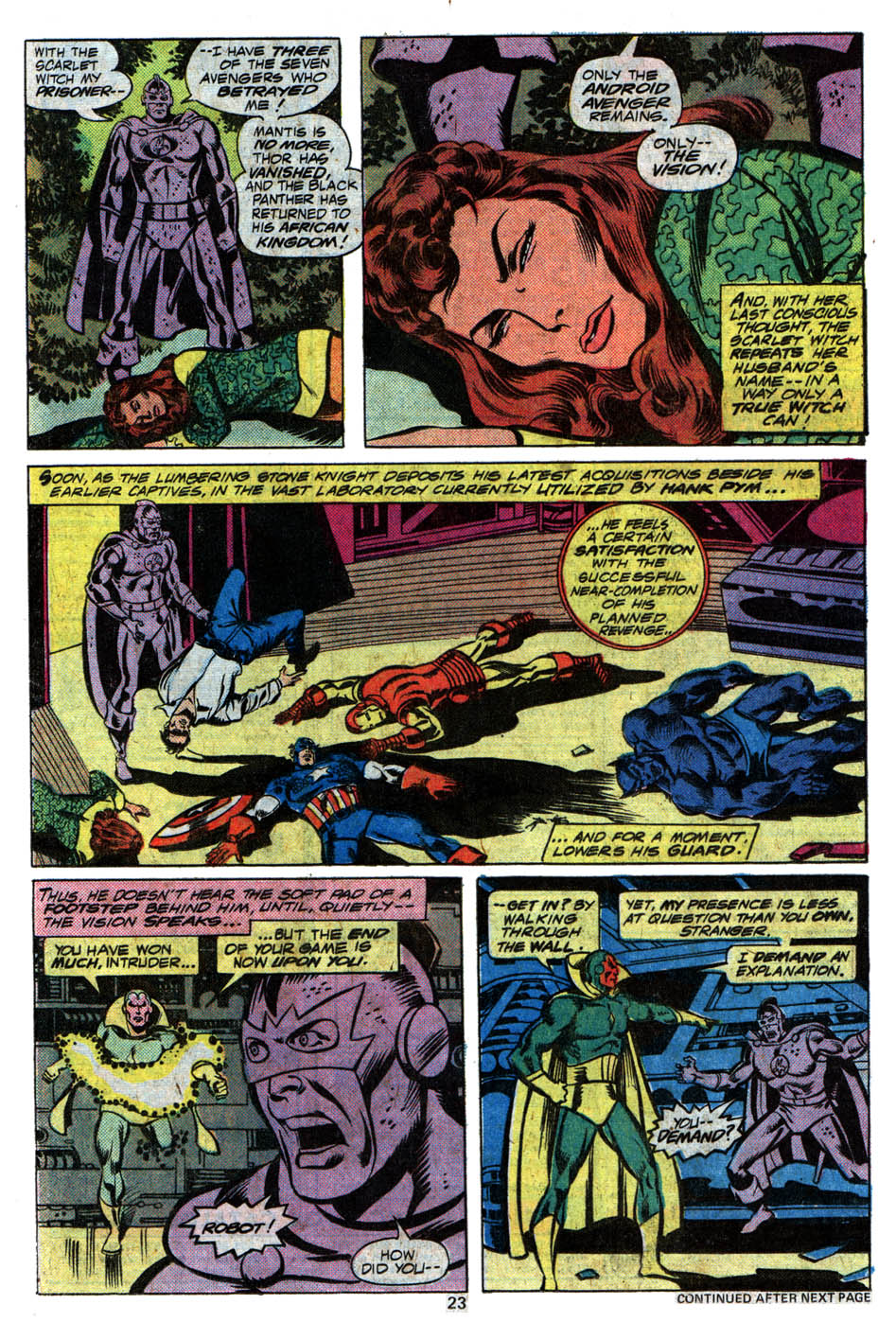 The Avengers (1963) 157 Page 13