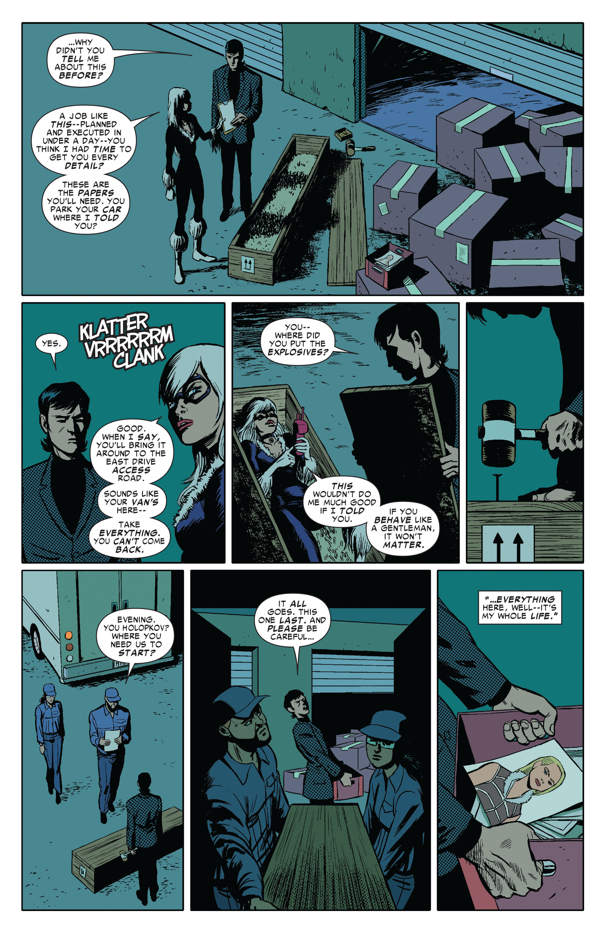 Read online Amazing Spider-Man Presents: Black Cat comic -  Issue #3 - 13