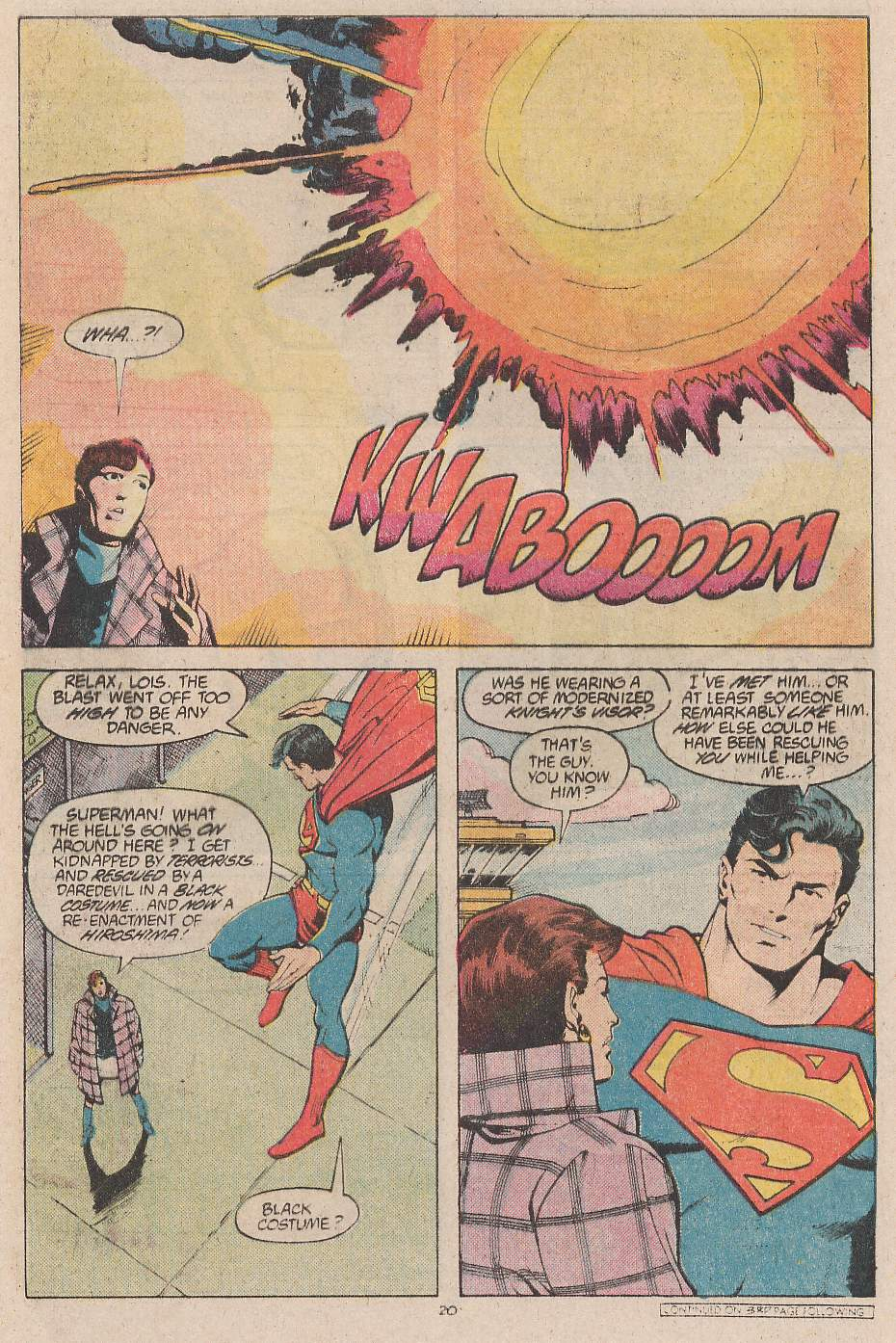 Read online Action Comics (1938) comic -  Issue #598 - 21