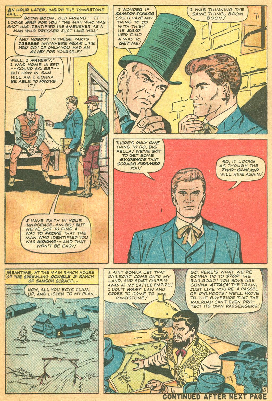 Read online Two-Gun Kid comic -  Issue #76 - 12