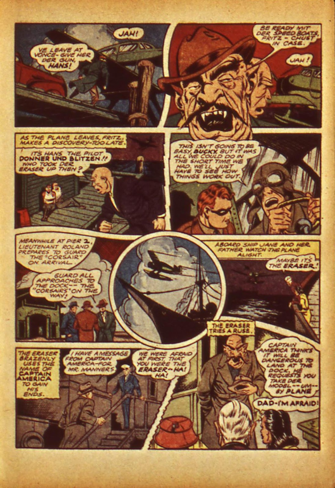 USA Comics issue 7 - Page 7