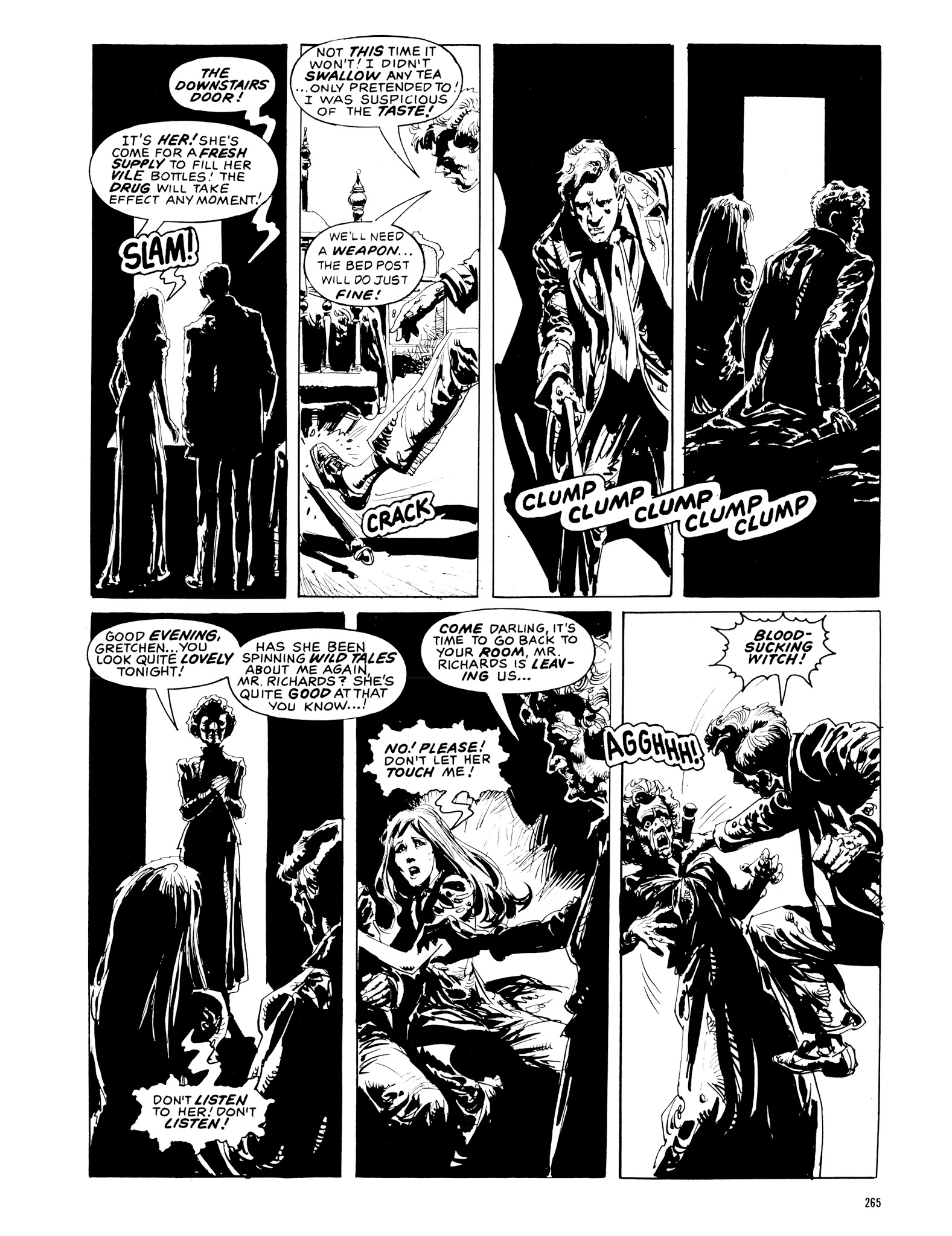 Read online Eerie Archives comic -  Issue # TPB 20 - 265