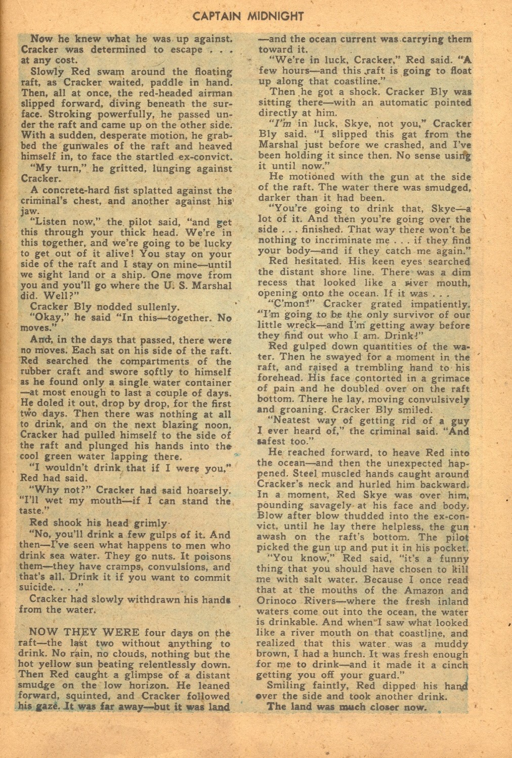 Captain Midnight (1942) issue 61 - Page 17