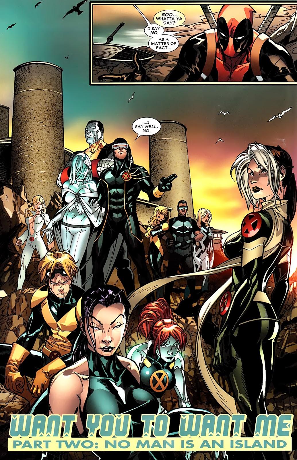 Read online Deadpool (2008) comic -  Issue #16 - 3