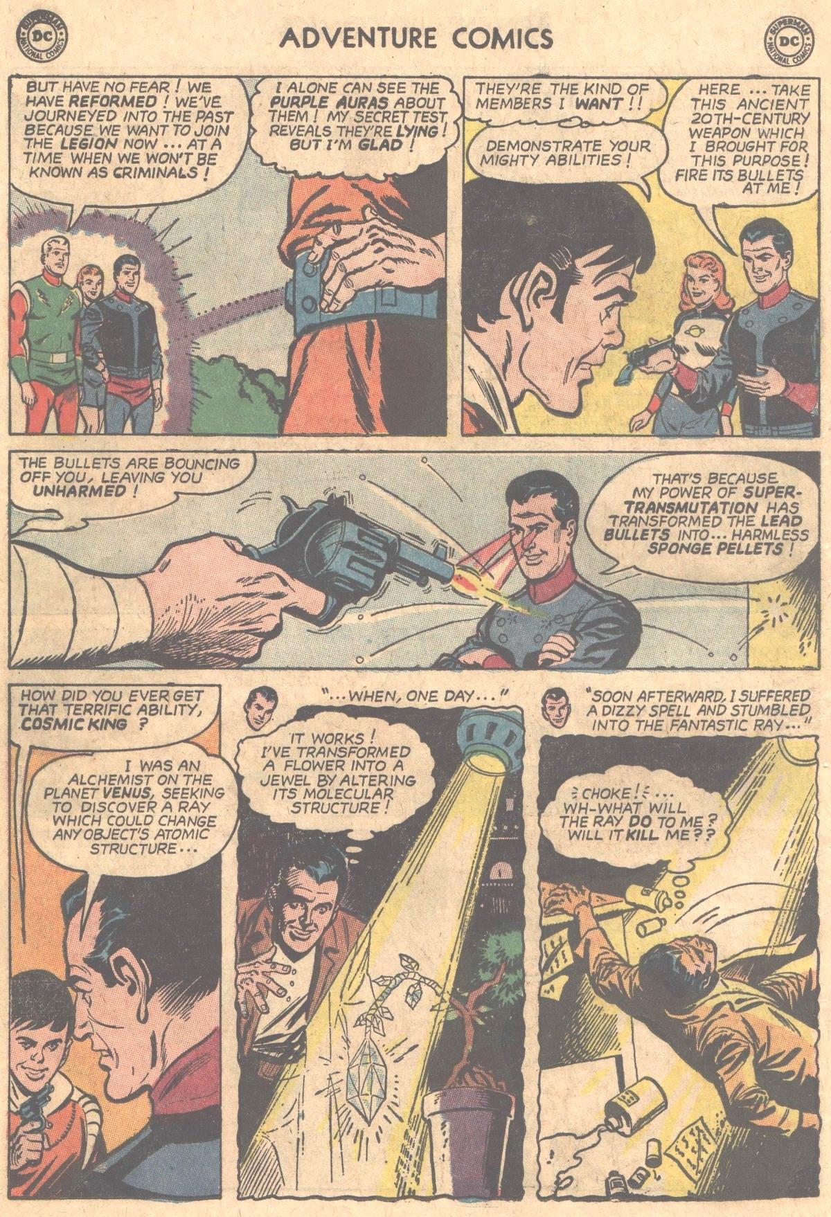 Read online Adventure Comics (1938) comic -  Issue #331 - 5