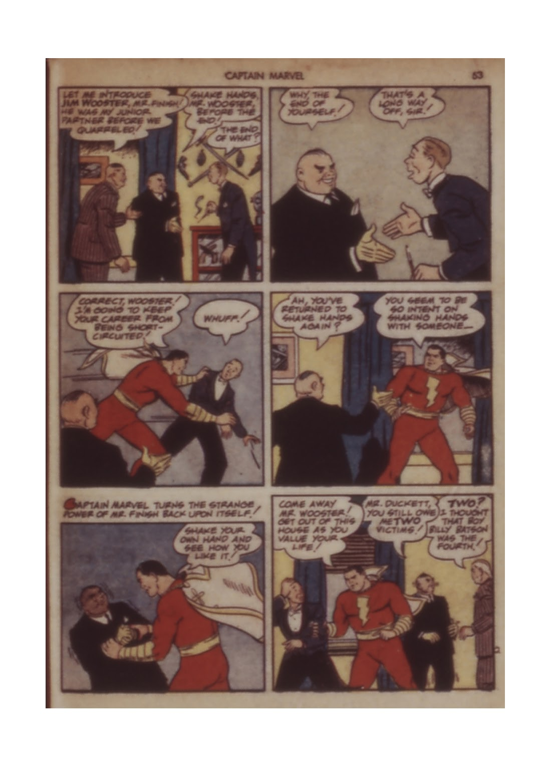 Captain Marvel Adventures issue 11 - Page 63