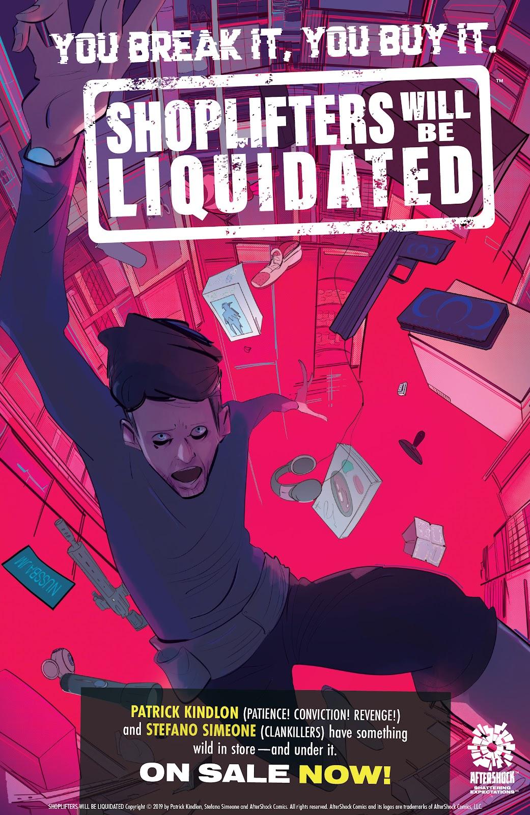 Read online Dark Red comic -  Issue #7 - 28