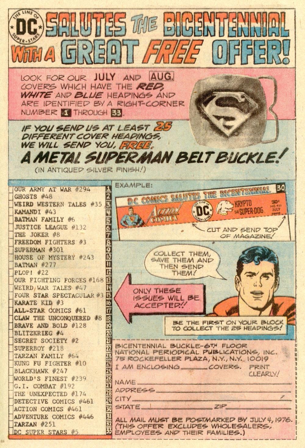 Read online Plop! comic -  Issue #22 - 45