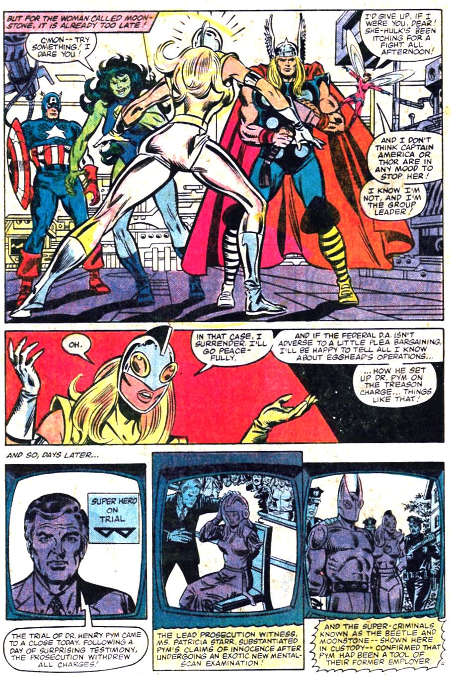 The Avengers (1963) 230 Page 4