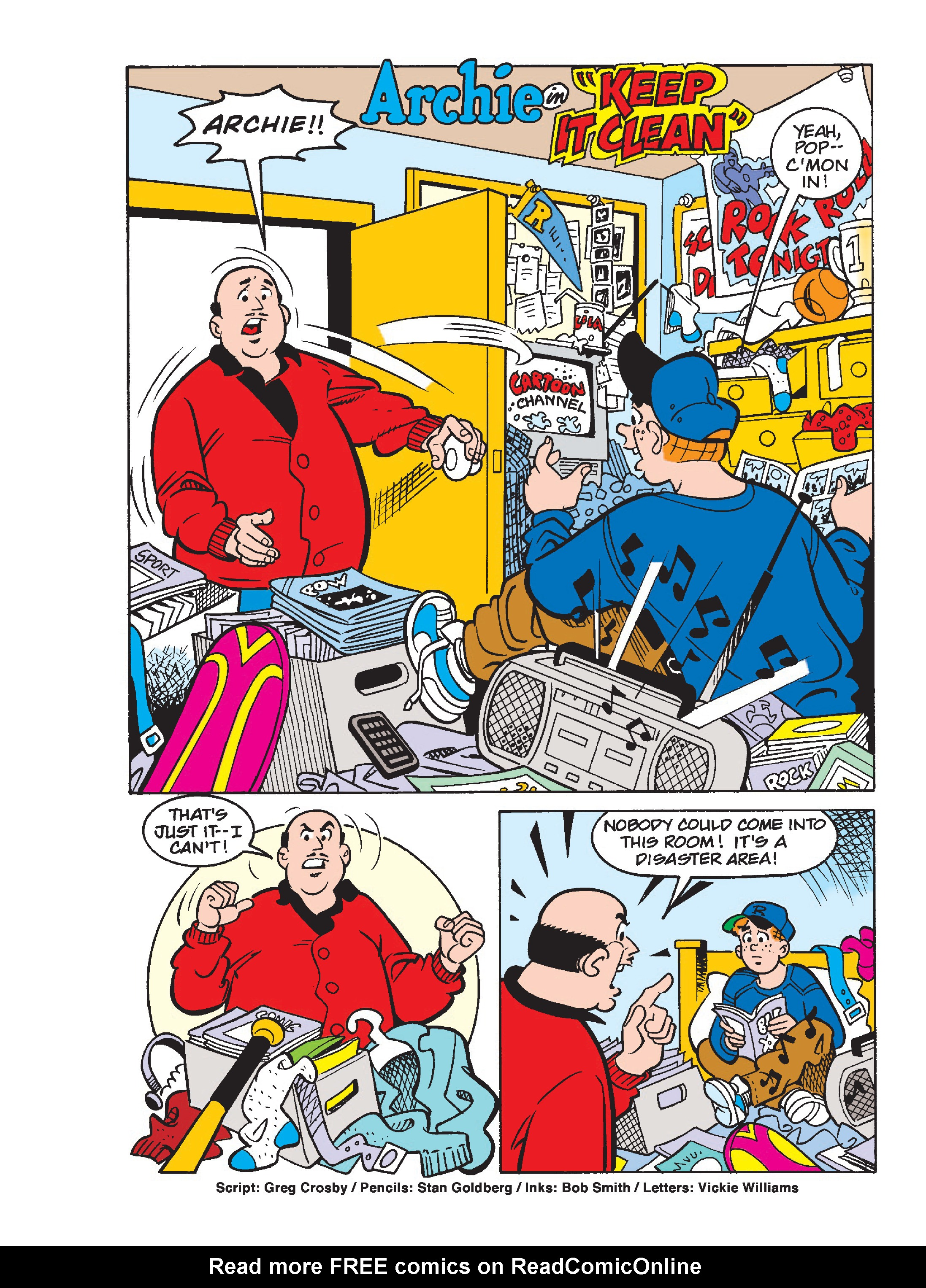 Read online Archie's Funhouse Double Digest comic -  Issue #23 - 141