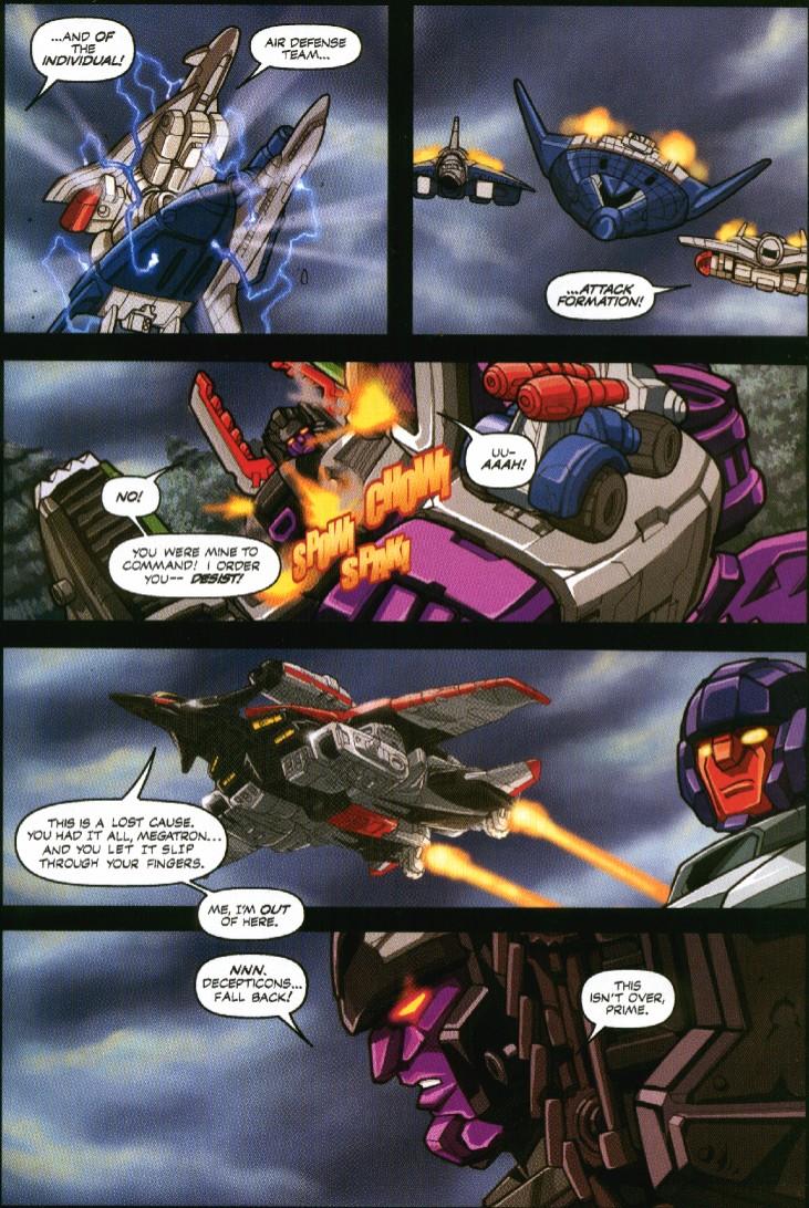 Read online Transformers Armada comic -  Issue #7 - 24