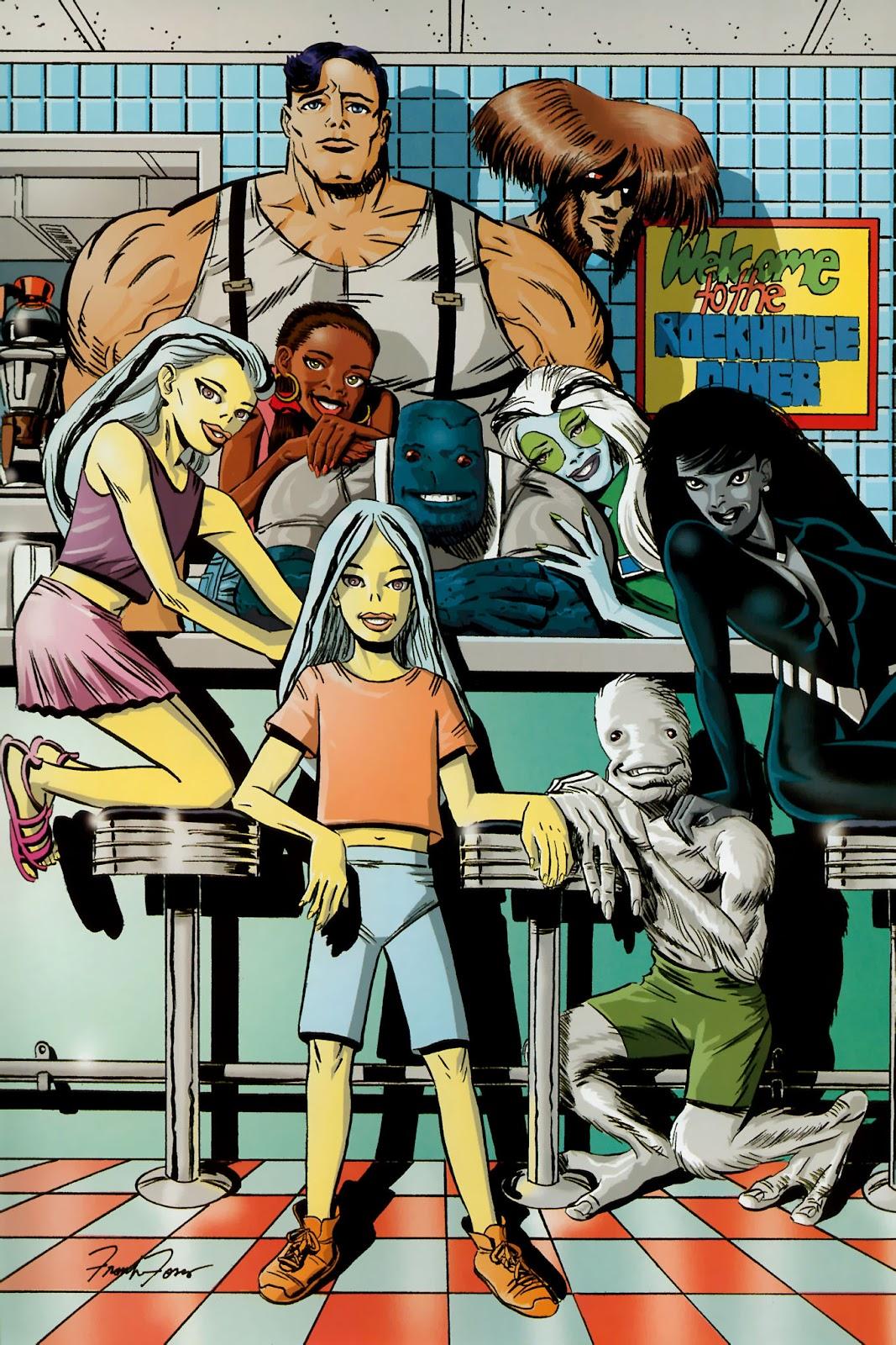 The Savage Dragon (1993) Issue #150 #153 - English 50