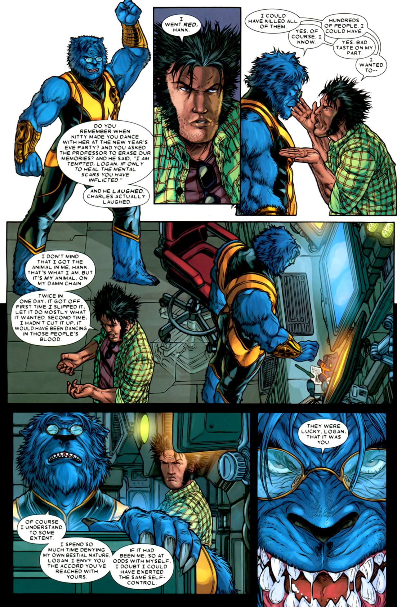Read online Wolverine: The Best There Is comic -  Issue #2 - 5