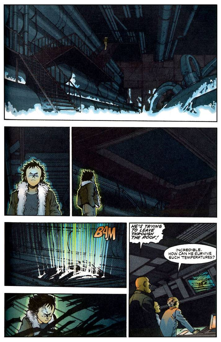Read online Akira comic -  Issue #11 - 36