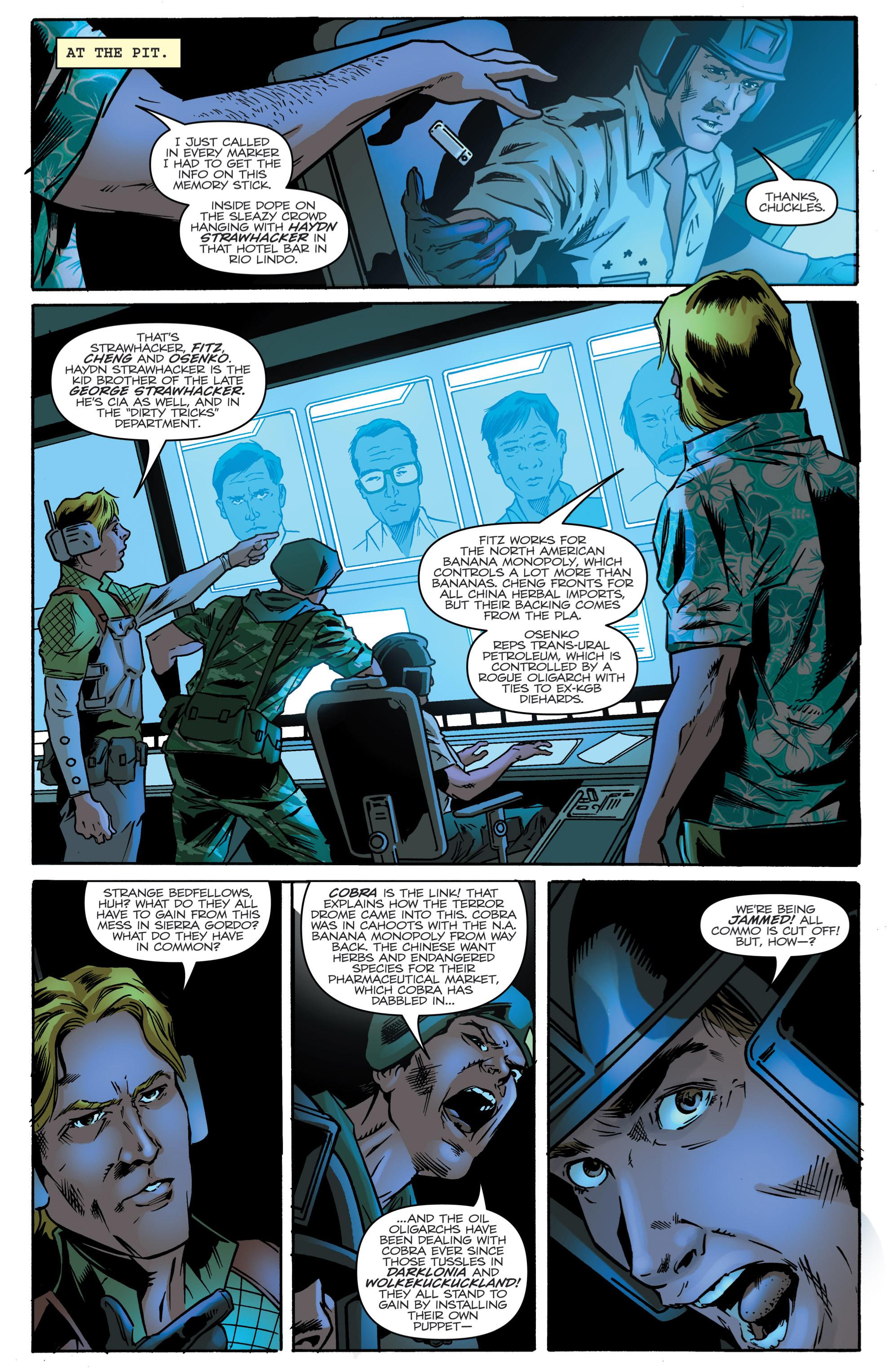 G.I. Joe: A Real American Hero 195 Page 12