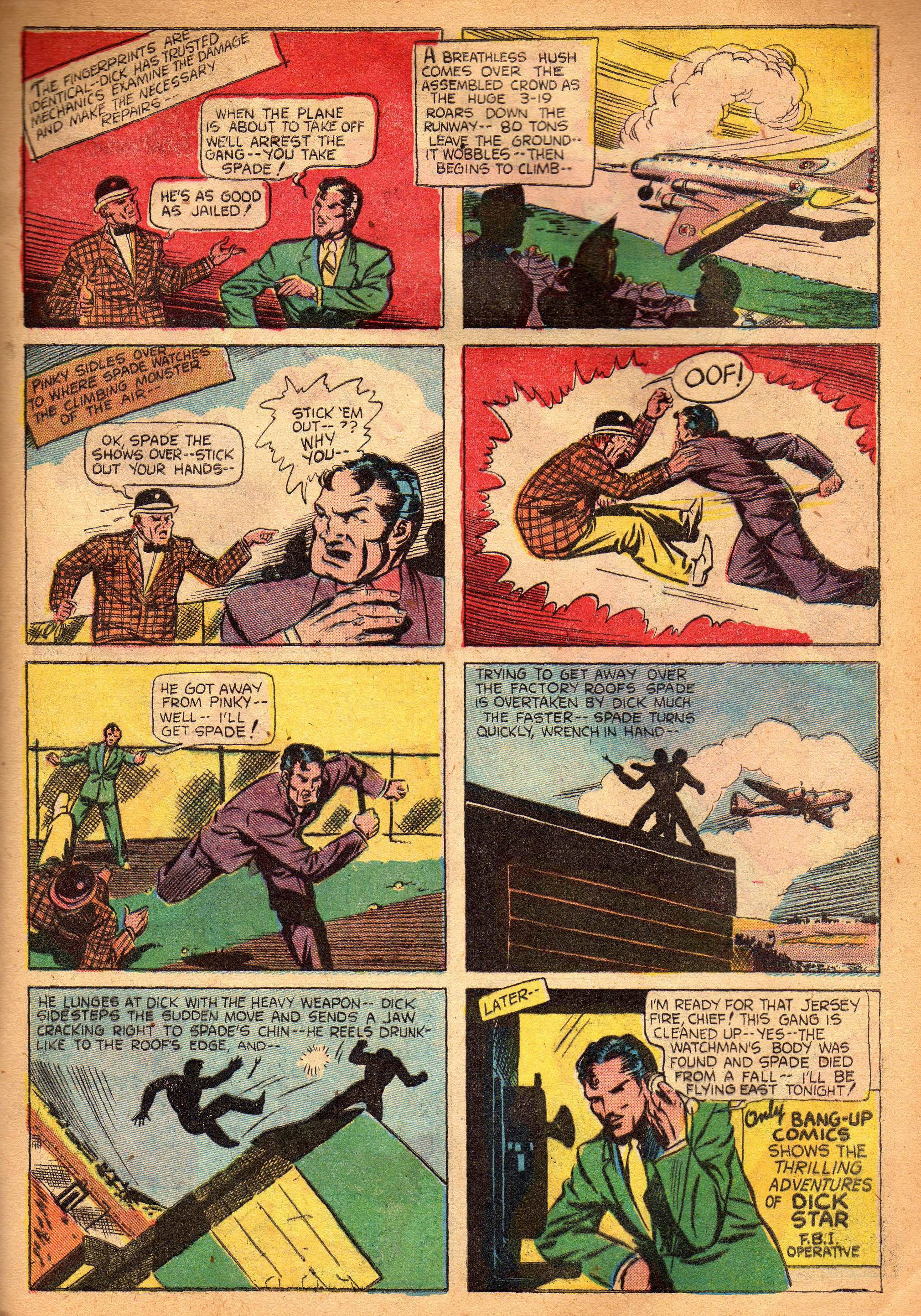Bang-Up Comics issue 1 - Page 50