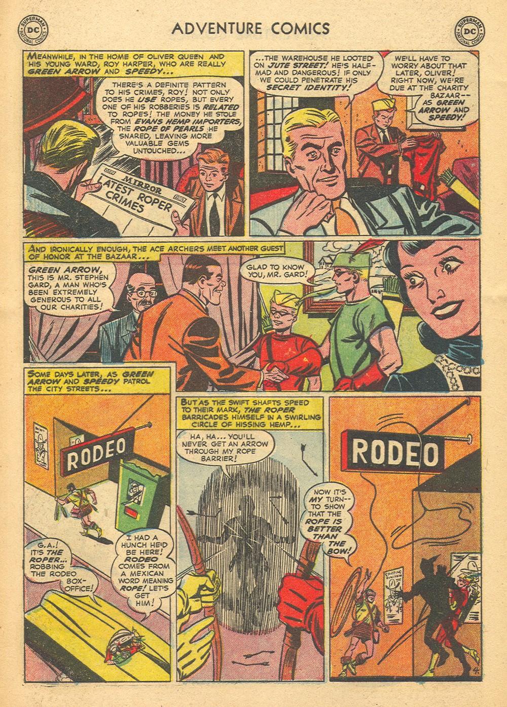 Read online Adventure Comics (1938) comic -  Issue #176 - 38