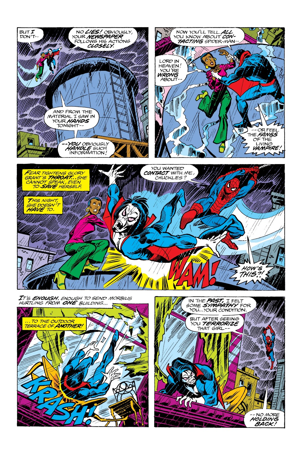 Read online Marvel Masterworks: The Spectacular Spider-Man comic -  Issue # TPB (Part 2) - 12