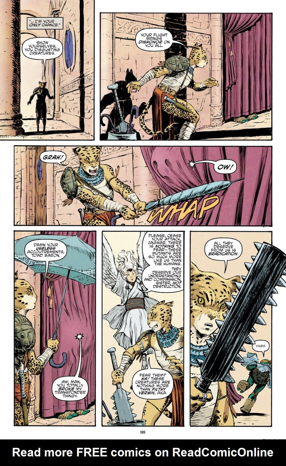 Read online Teenage Mutant Ninja Turtles: The IDW Collection comic -  Issue # TPB 9 (Part 2) - 68