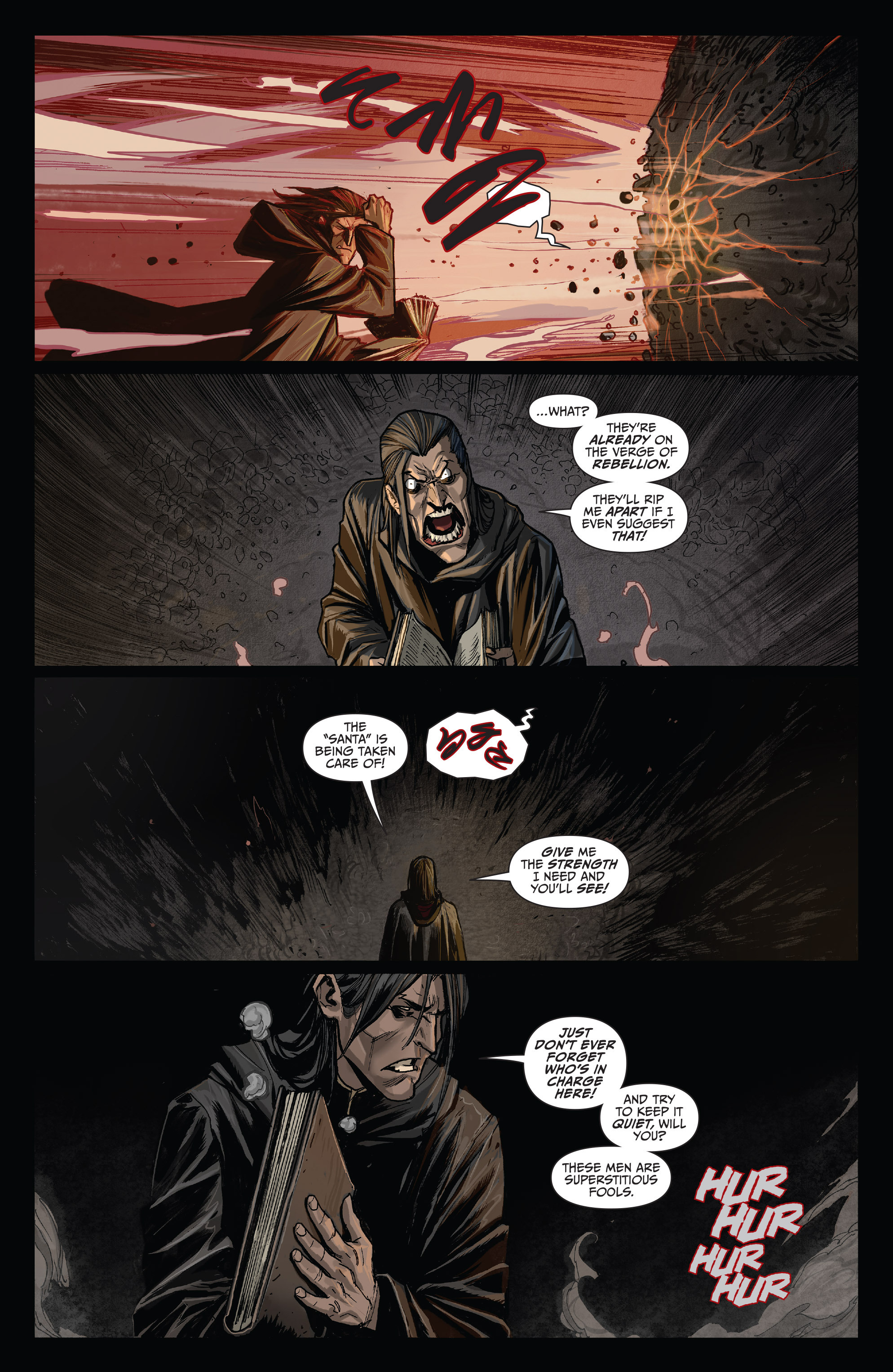 Read online Klaus comic -  Issue #3 - 18