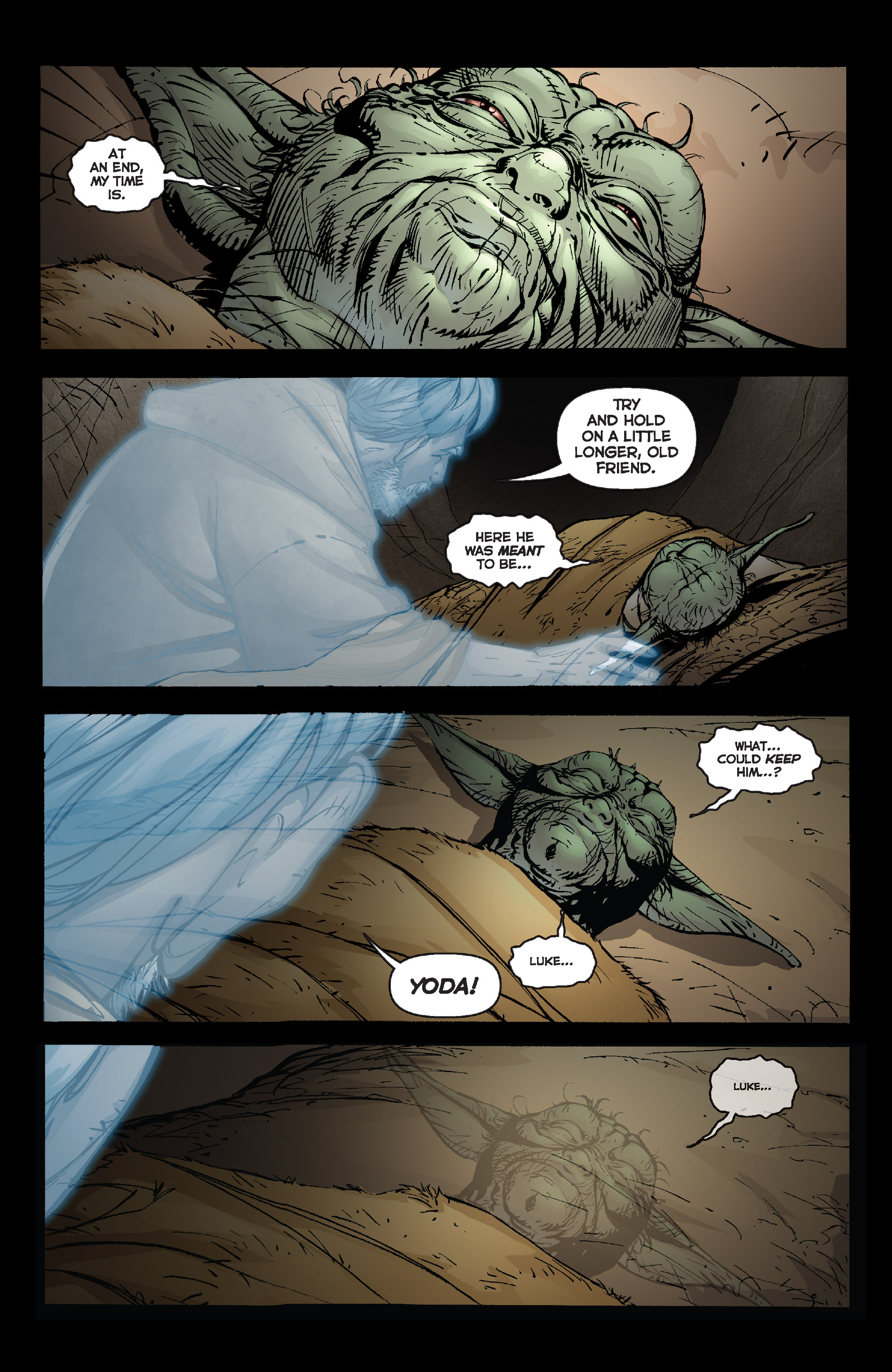 Read online Star Wars Omnibus comic -  Issue # Vol. 27 - 205