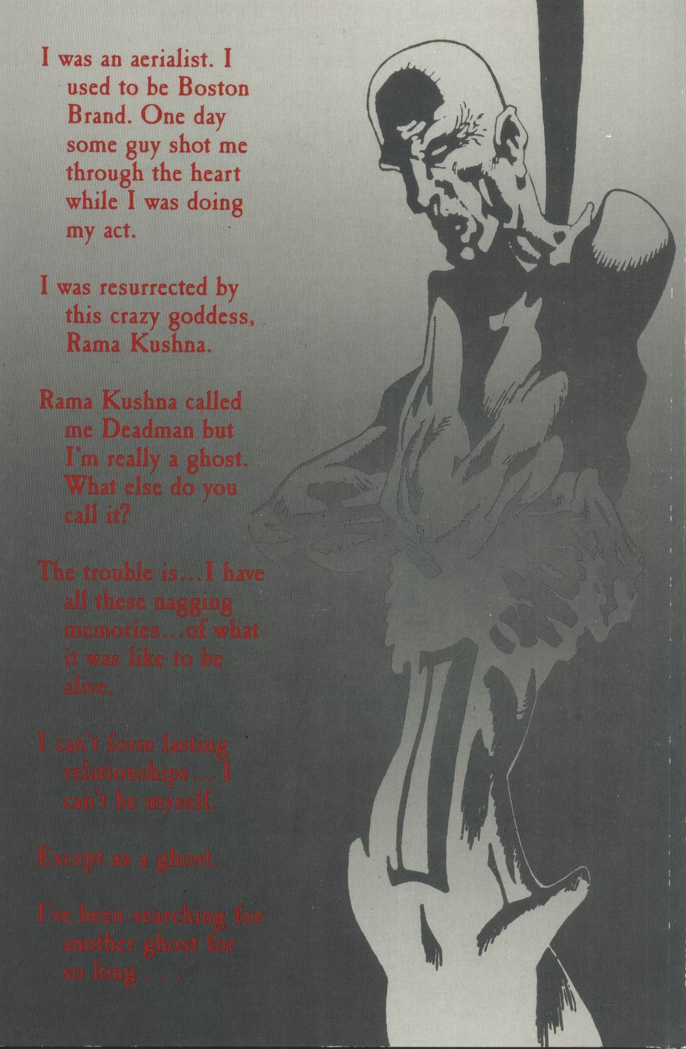 Read online Deadman: Love After Death comic -  Issue #1 - 52