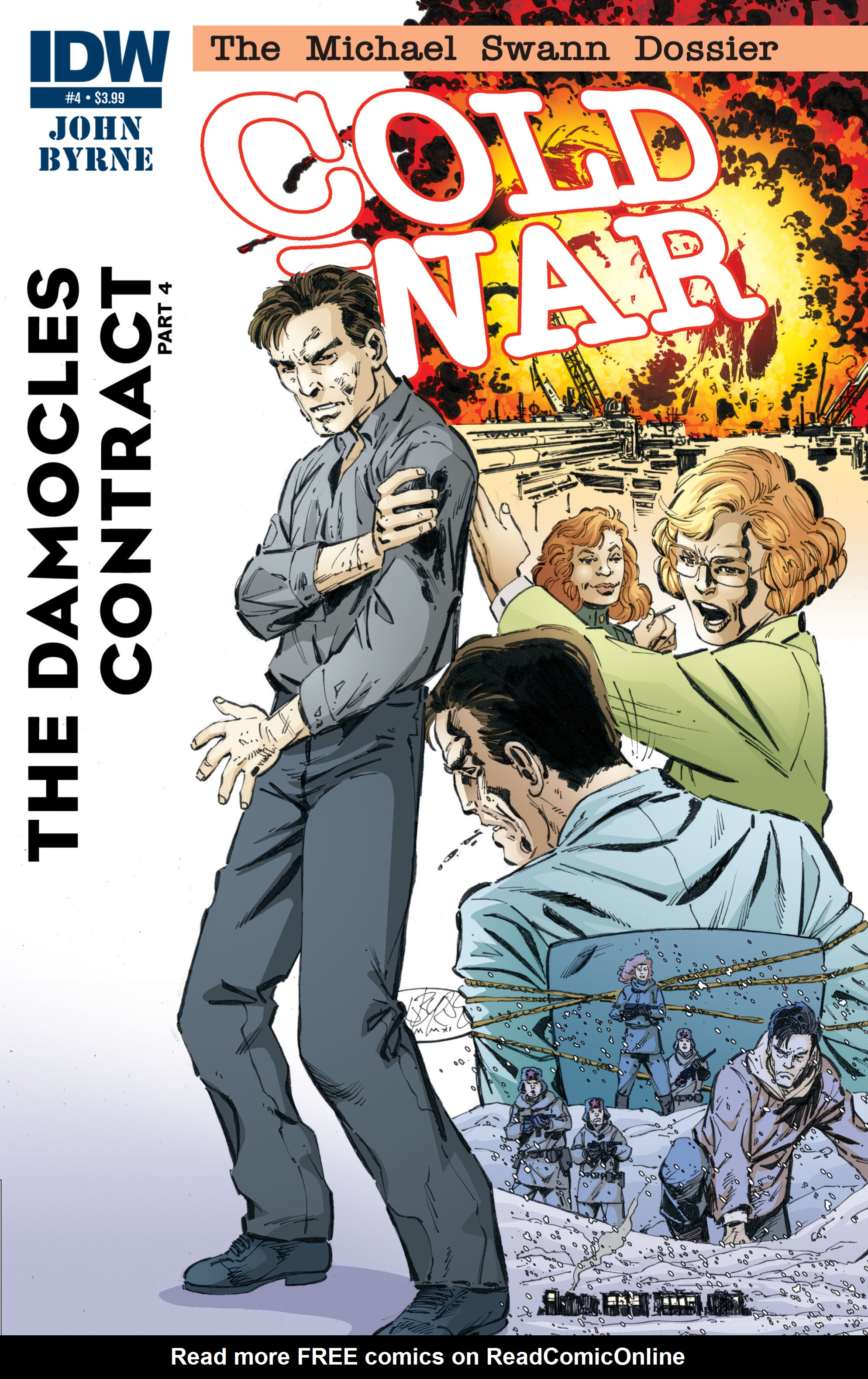 Read online Cold War comic -  Issue # TPB - 82