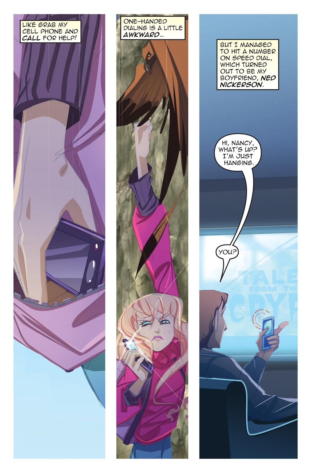 Read online Nancy Drew comic -  Issue #19 - 35