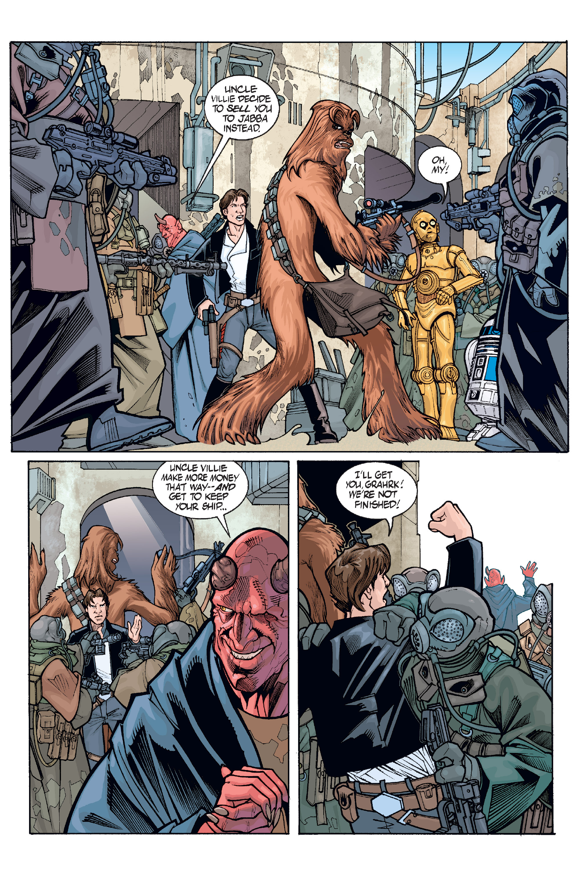 Read online Star Wars Omnibus comic -  Issue # Vol. 27 - 148