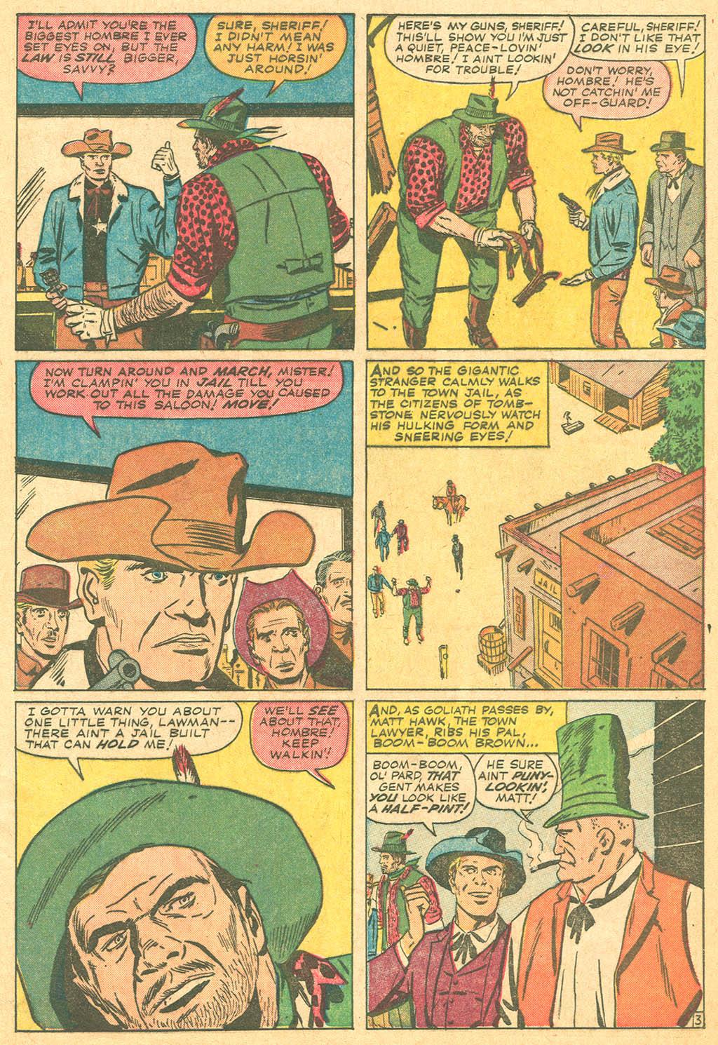 Read online Two-Gun Kid comic -  Issue #69 - 5