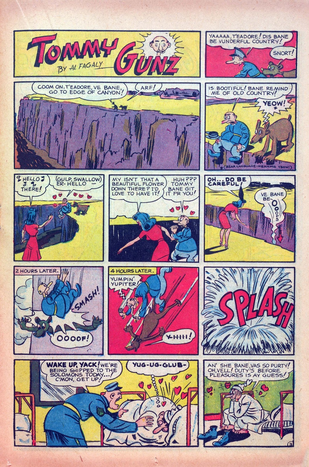 Read online Joker Comics comic -  Issue #9 - 29