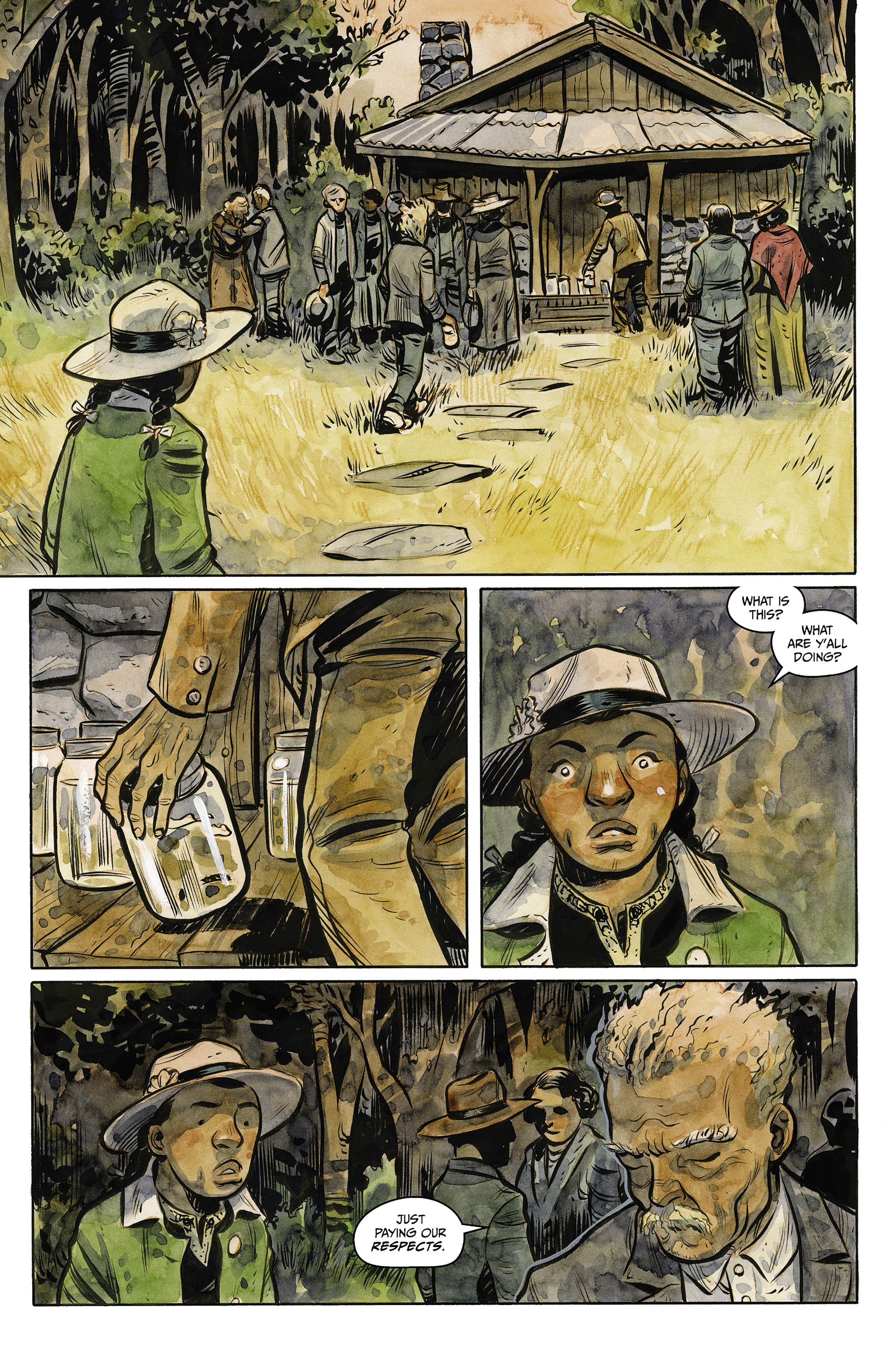 Read online Harrow County comic -  Issue #23 - 15