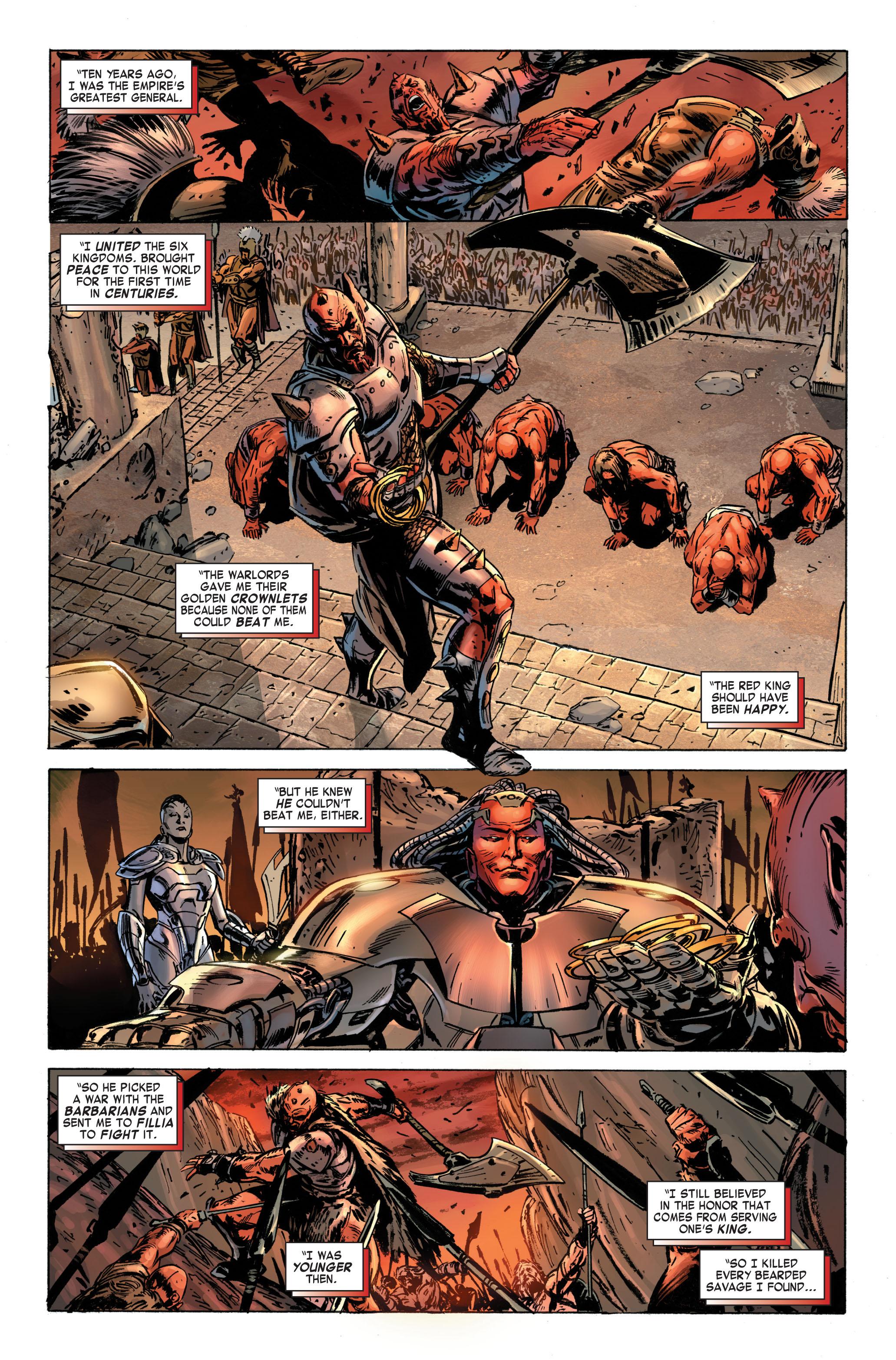 Read online Skaar: Son of Hulk comic -  Issue #3 - 18