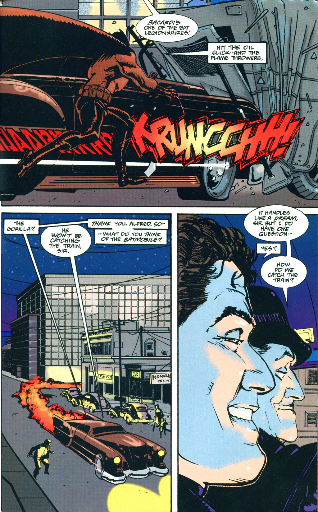 Read online Batman: Dark Allegiances comic -  Issue # Full - 31