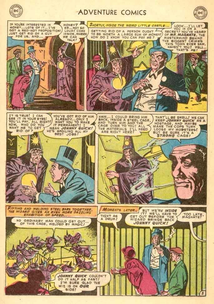 Read online Adventure Comics (1938) comic -  Issue #187 - 29