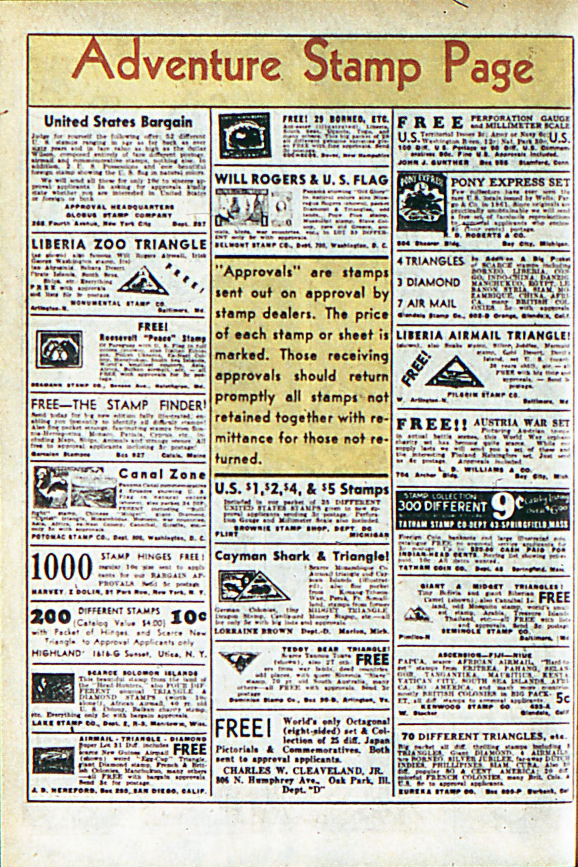 Read online Adventure Comics (1938) comic -  Issue #60 - 47