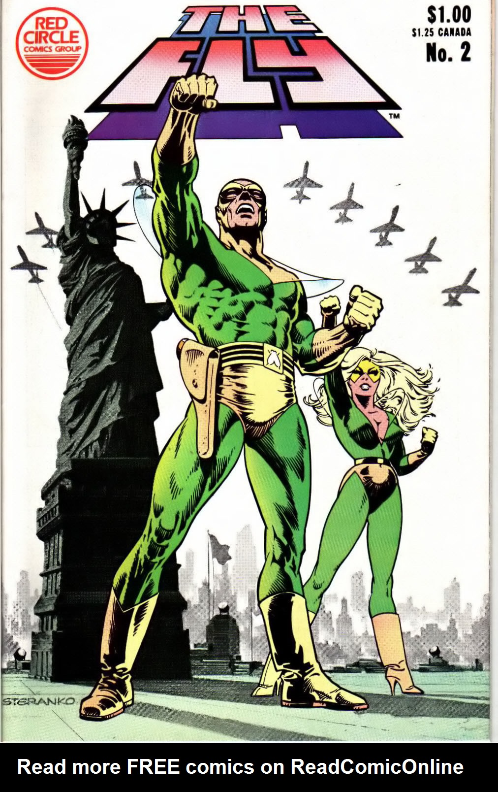 Read online The Fly (1983) comic -  Issue #2 - 1
