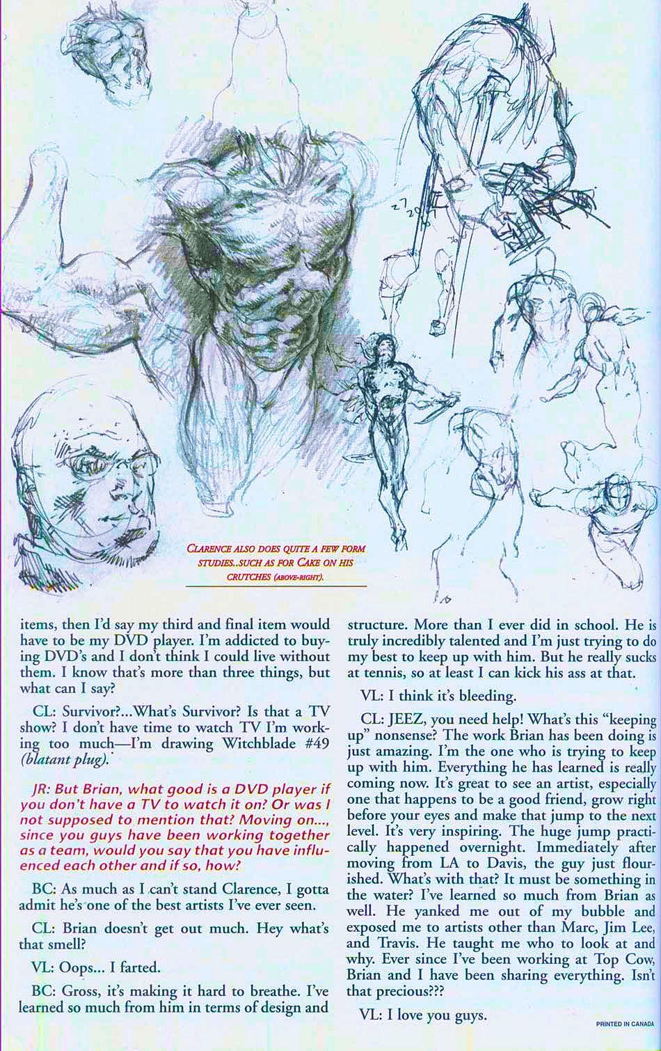 Read online Overkill: Witchblade/Aliens/Darkness/Predator comic -  Issue #2 - 45
