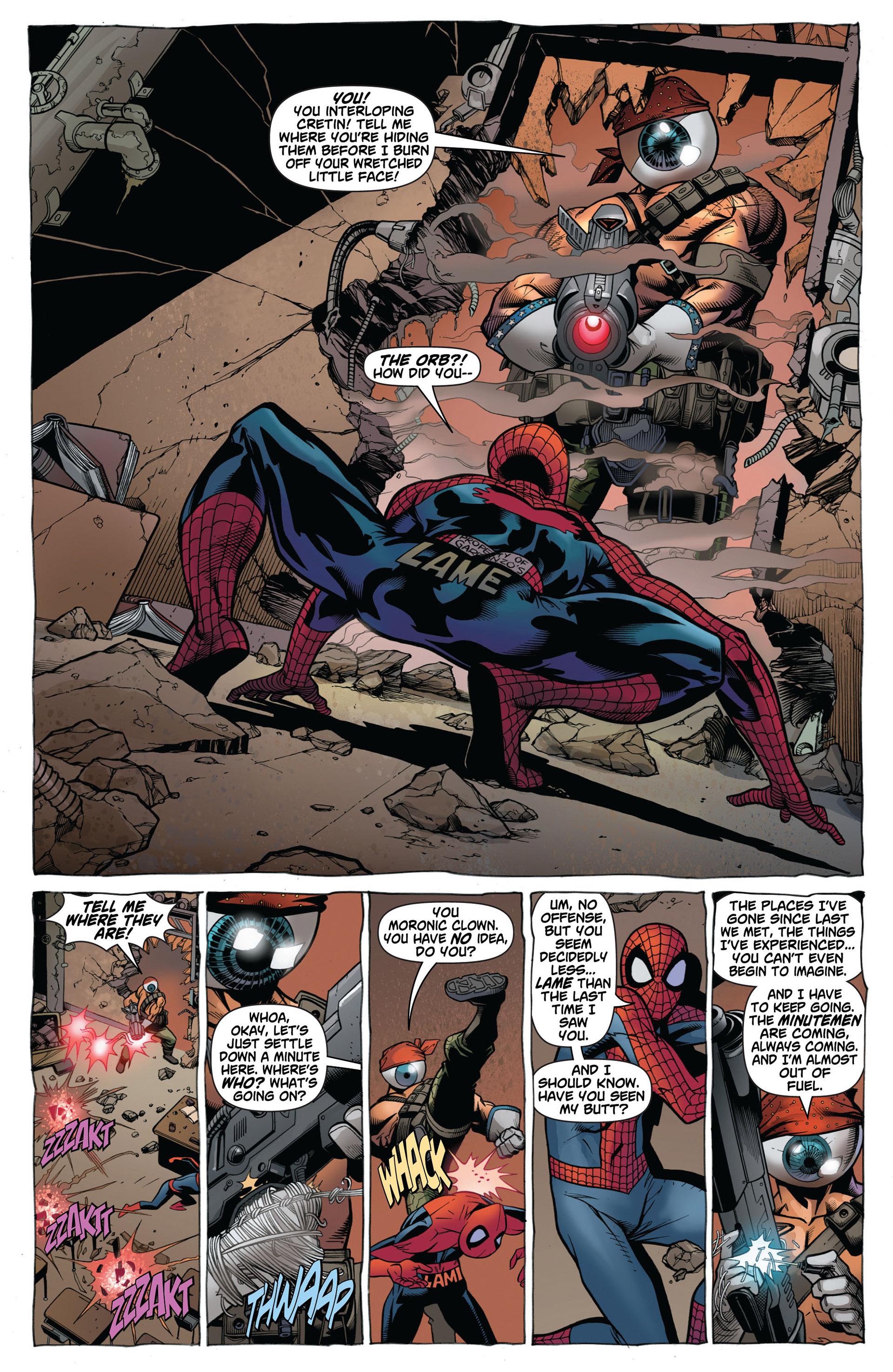 Read online Astonishing Spider-Man & Wolverine comic -  Issue #2 - 13