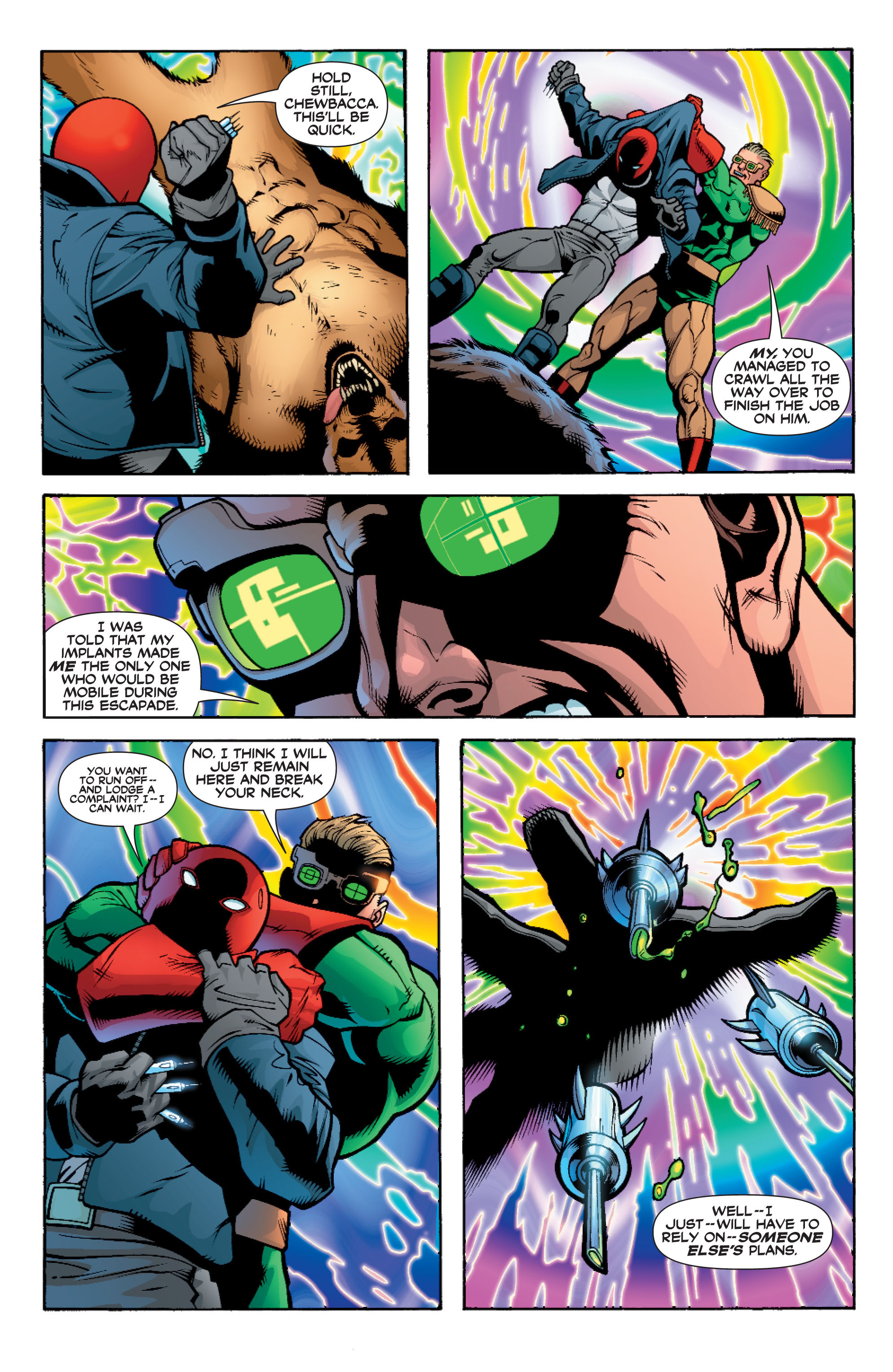 Read online Batman: Under The Red Hood comic -  Issue # Full - 240