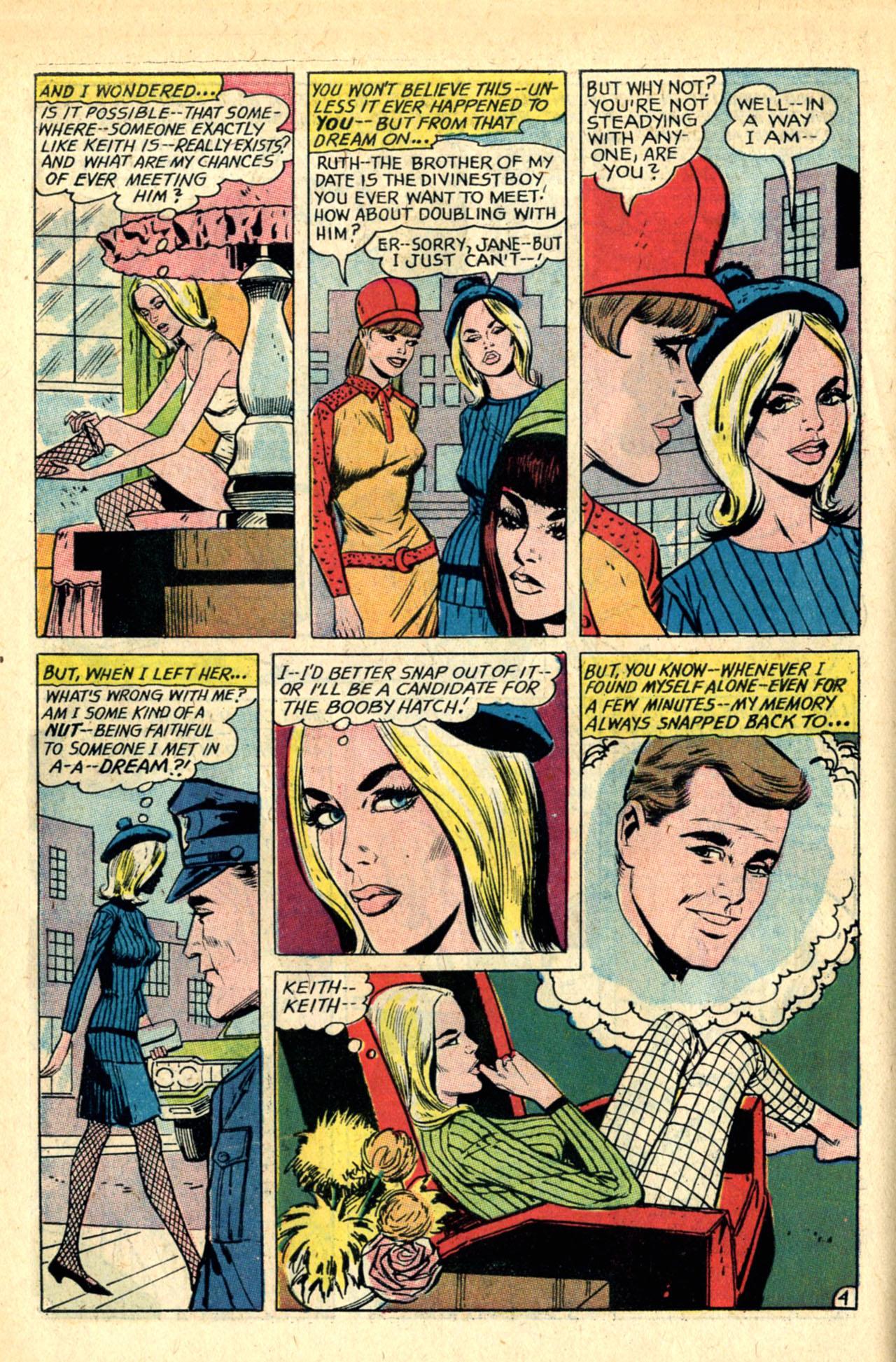 Read online Secret Hearts comic -  Issue #120 - 6