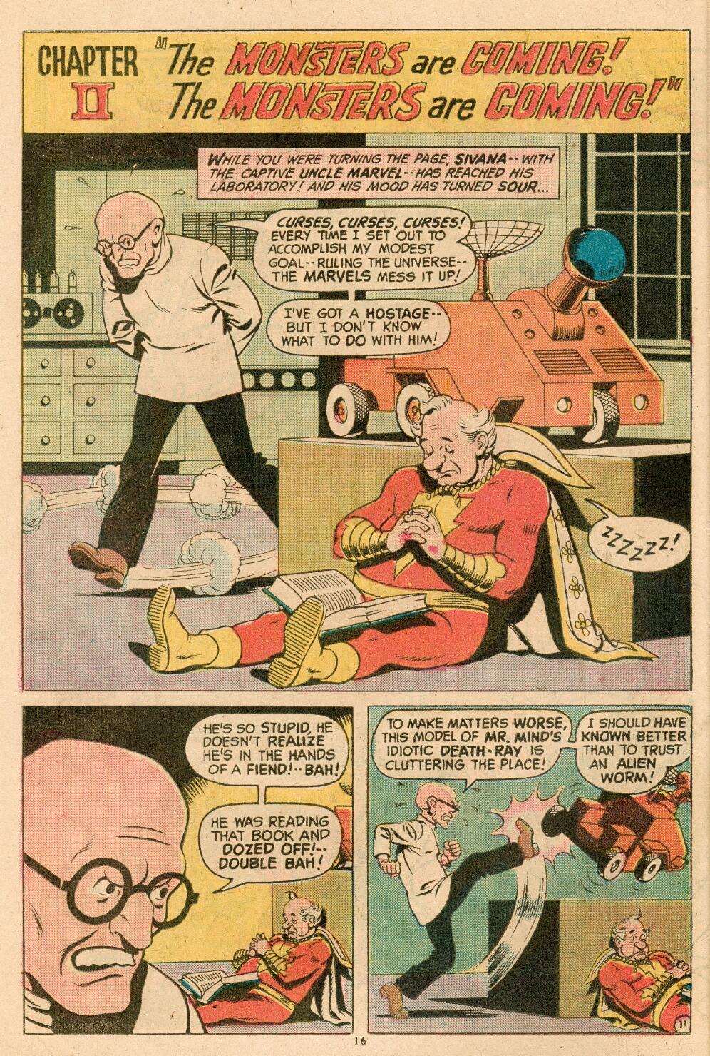 Read online Shazam! (1973) comic -  Issue #14 - 13