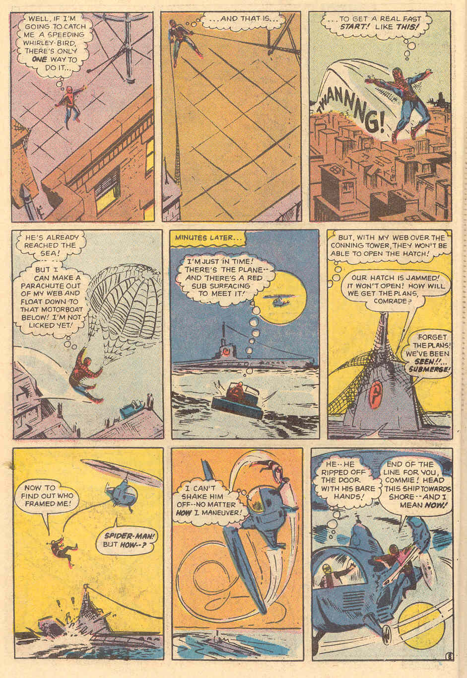 The Amazing Spider-Man (1963) _Annual_7 Page 8